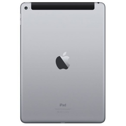 Apple iPad Air 2 128GB LTE Space Gray фото 2