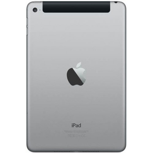 Apple iPad mini 3 16GB LTE Space Gray фото 2