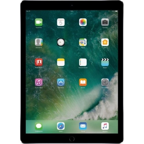 Apple iPad Pro 12.9 64GB Space Gray фото 2