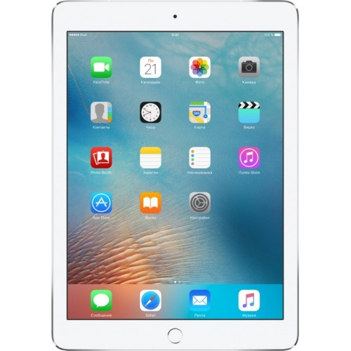 Apple iPad Pro 9.7 32GB Silver фото 1