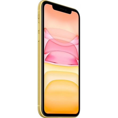 Apple iPhone 11 128GB Dual SIM (желтый) фото 2