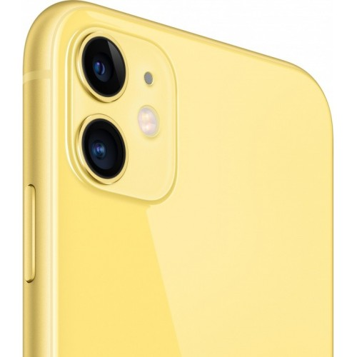Apple iPhone 11 128GB Dual SIM (желтый) фото 3