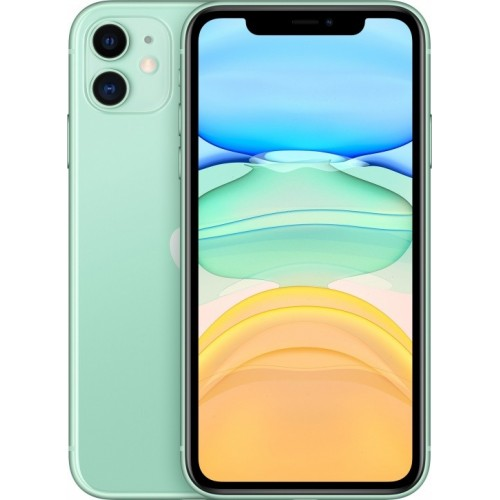 Apple iPhone 11 256GB Dual SIM (зеленый) фото 1