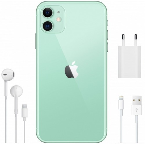 Apple iPhone 11 256GB (зеленый) фото 4