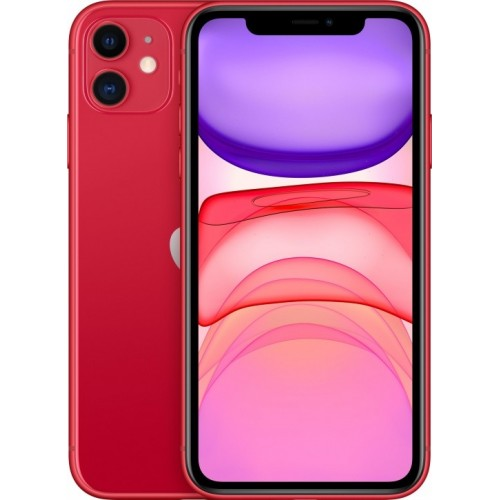 Apple iPhone 11 64GB Dual SIM (PRODUCT)RED™ фото 1