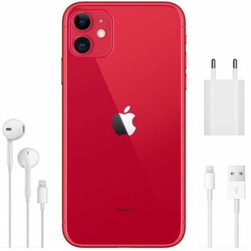 Apple iPhone 11 64GB Dual SIM (PRODUCT)RED™ фото 4