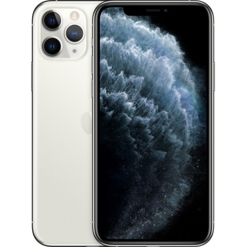 Apple iPhone 11 Pro Max 512GB (серебристый) фото 1