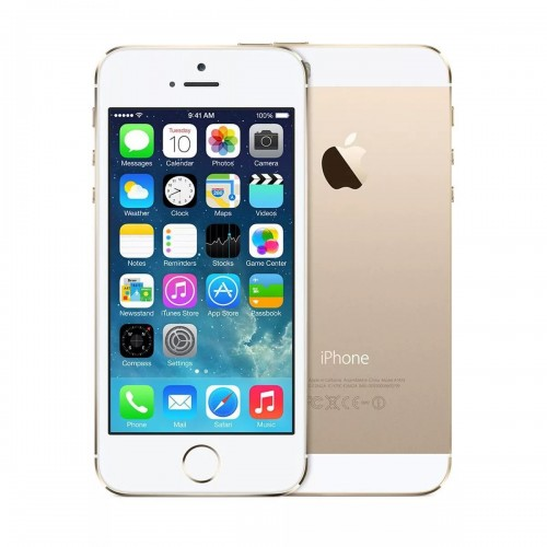 Apple iPhone 5s 16GB Gold фото 1