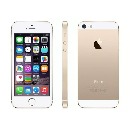 Apple iPhone 5s 16GB Gold фото 2