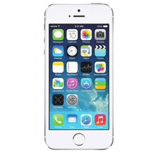 Apple iPhone 5s 16GB Silver фото 2