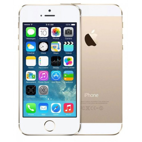 Apple iPhone 5s 64GB Gold фото 1