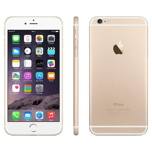 Apple iPhone 6 32GB Gold фото 2