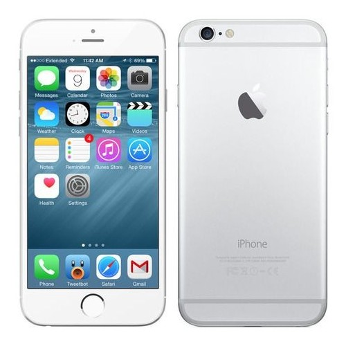 Apple iPhone 6 64GB Silver фото 2