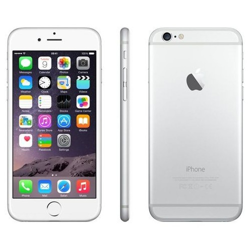 Apple iPhone 6 64GB Silver фото 3