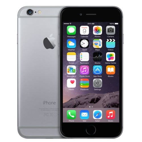 Apple iPhone 6 64GB Space Gray фото 1