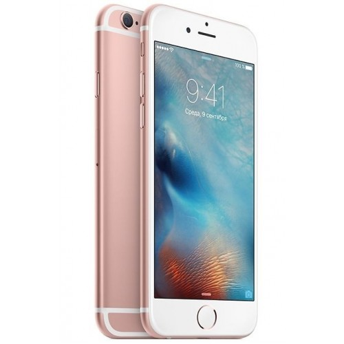 Apple iPhone 6s 128GB Rose Gold фото 2