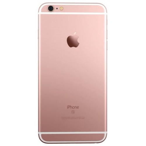 Apple iPhone 6s 128GB Rose Gold фото 3