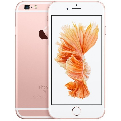 Apple iPhone 6s 64GB Rose Gold фото 1