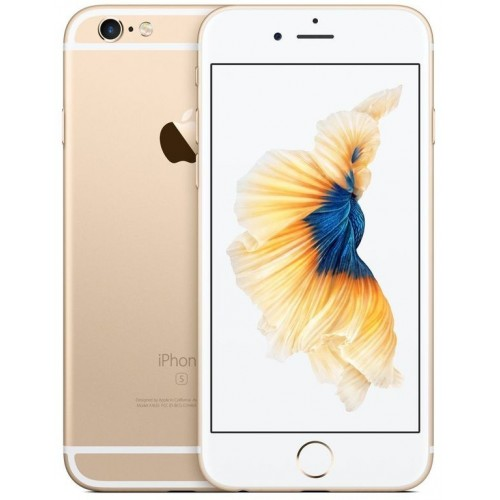 Apple iPhone 6s Plus 128GB Gold фото 1