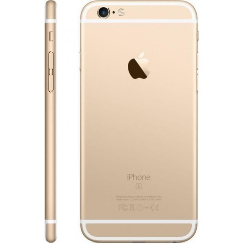 Apple iPhone 6s Plus 128GB Gold фото 2