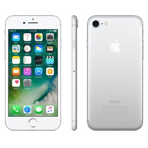Apple iPhone 7 128GB Silver фото 2
