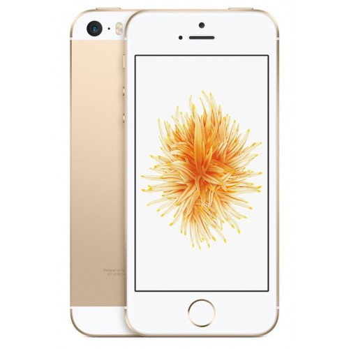Apple iPhone SE 128GB Gold фото 1