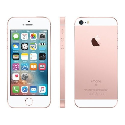 Apple iPhone SE 16GB Rose Gold фото 2
