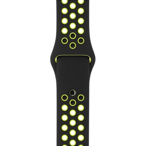 Apple Watch Nike+ 38mm Space Gray with Black/Volt Nike Band [MP082] фото 3