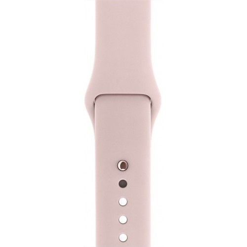 Apple Watch Series 2 42mm Rose Gold with Pink Sand Sport Band [MQ142] фото 3